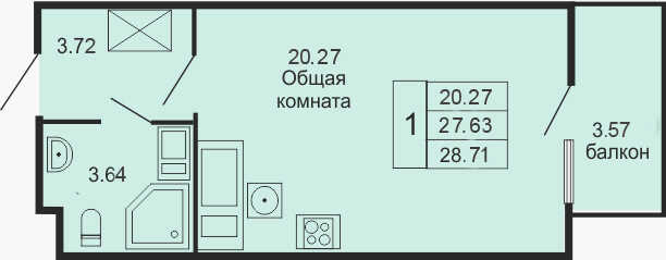 ЖК Шуваловский дуэт